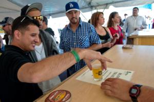 Tower Brewfest Beer Tent